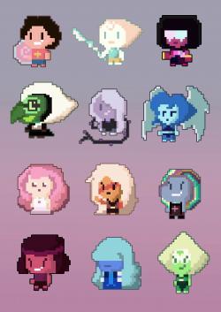 Universe clipart pixel