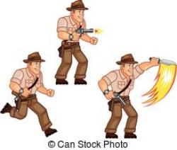 Indiana Jones clipart treasure hunting