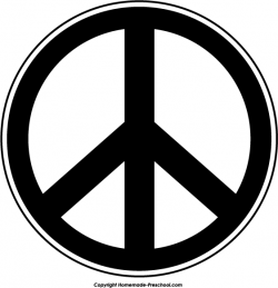 Peace Sign clipart genocide