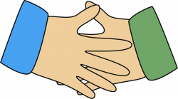 Pair clipart kind hands