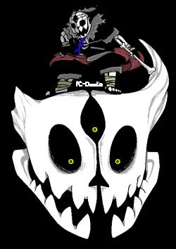 Genocide clipart skull face