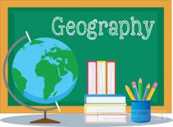 Continent clipart geography teacher