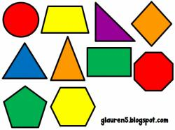 Geometry clipart basic shape