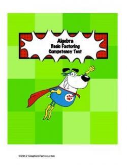 Polygon clipart algebra book