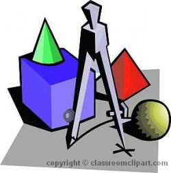 Geometry clipart geometry set