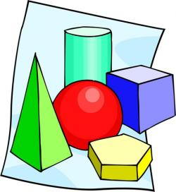 Geometry clipart math and science