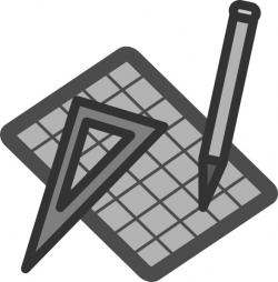 Geometry clipart math equipment