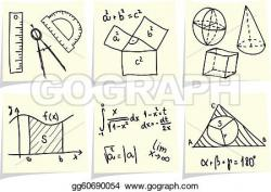 Geometry clipart math formula