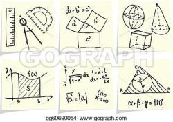 Geometry clipart math formula