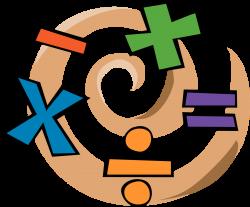 Mathematics clipart algebraic expression
