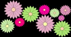 Daisy clipart daisy chain