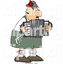 Germany clipart accordion