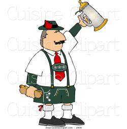 Alcohol clipart german beer