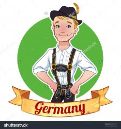 Germany clipart german boy