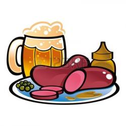 Germany clipart german food