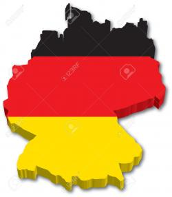 Germany clipart germany map