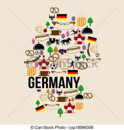 Germany clipart landmark