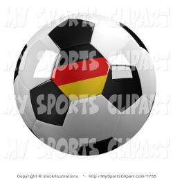 Germany clipart soccer ball