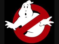 Ghostbusters clipart spooky
