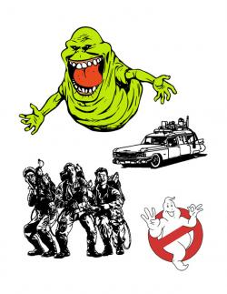 Phanom clipart ghostbuster