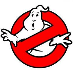 Ghostbusters clipart vector