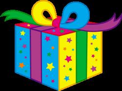 Iiii clipart presents