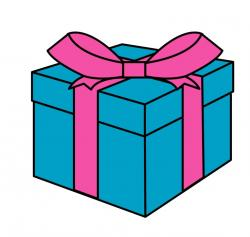 Parcel clipart gift