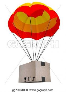 Parachute clipart gift
