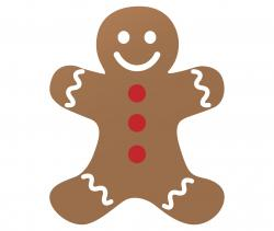 Biscuit clipart ginger man