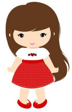 Little Girl clipart