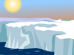 History clipart ice age