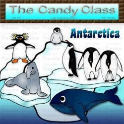 Antarctica clipart antartica