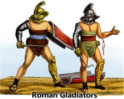Gladiator clipart ancient history