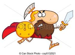 Gladiator clipart animated