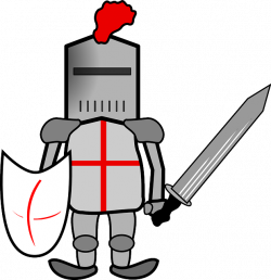 Knight clipart warrior