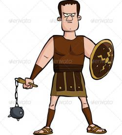 Gladiator clipart funny