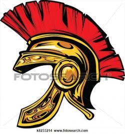Gladiator clipart mascot