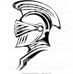 Warrior clipart armor helmet