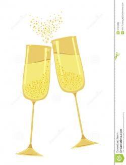 Champagne clipart champagne flute