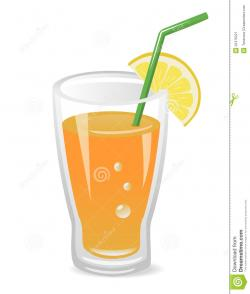 Juice clipart drinking glass