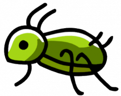 Glitch clipart aphid