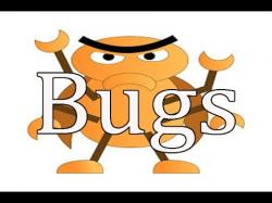 Glitch clipart bed bug