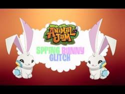 Glitch clipart bunny