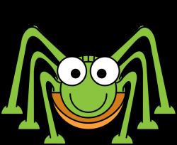Cricket clipart cartoon