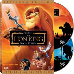 Glitch clipart lion king