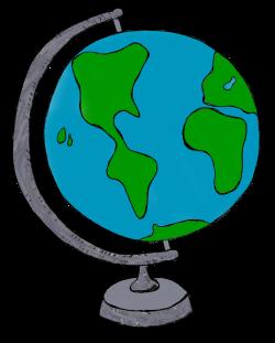 History clipart globe