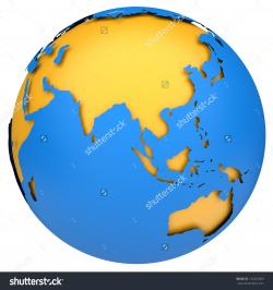 Globe clipart indonesia