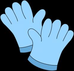 Glove clipart