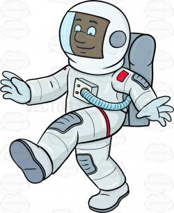 Boots clipart astronaut