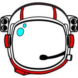 Hat clipart astronaut